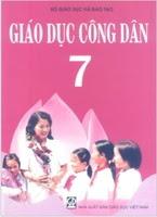 Sách Giáo Khoa Giáo Dục Công Dân Lớp 7