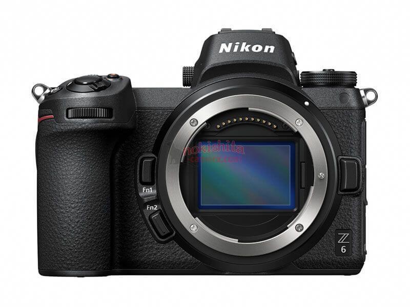 The Nikon Z6