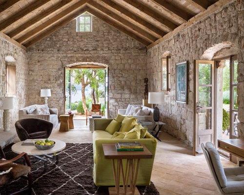 Transformasi Rumah Pulau Abad ke-15 di Pulau Pesisir Dalmatian Kroasia