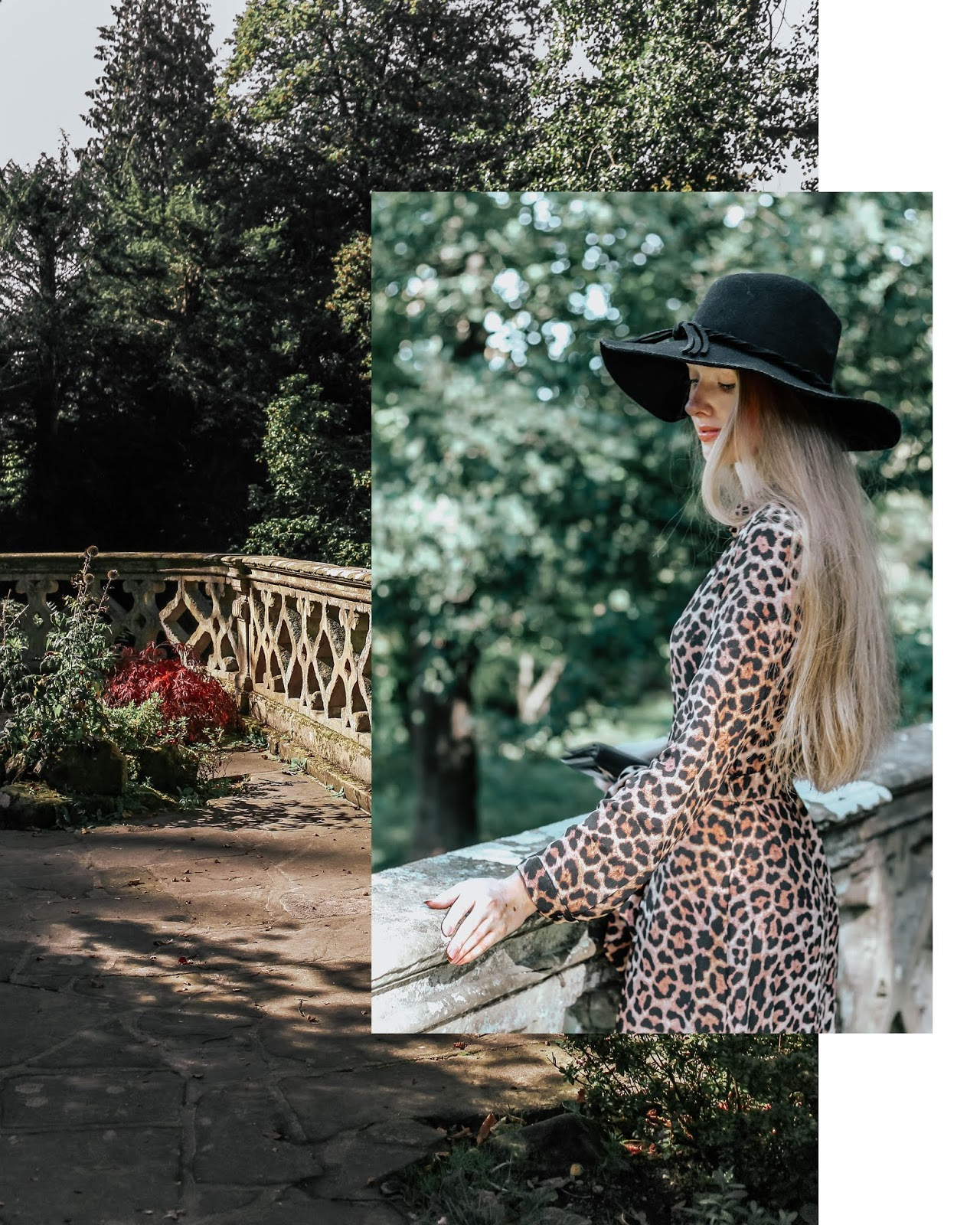 New Season Zara Leopard Print Dress