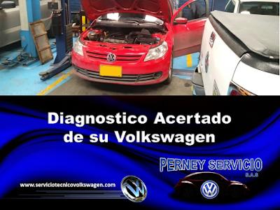 Servicio Tecnico Volkswagen Bogota Perney Servicio SAS