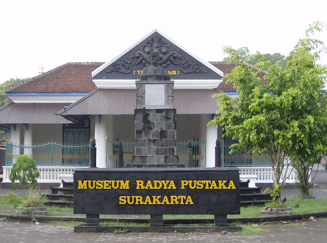 foto museum radya pustaka solo