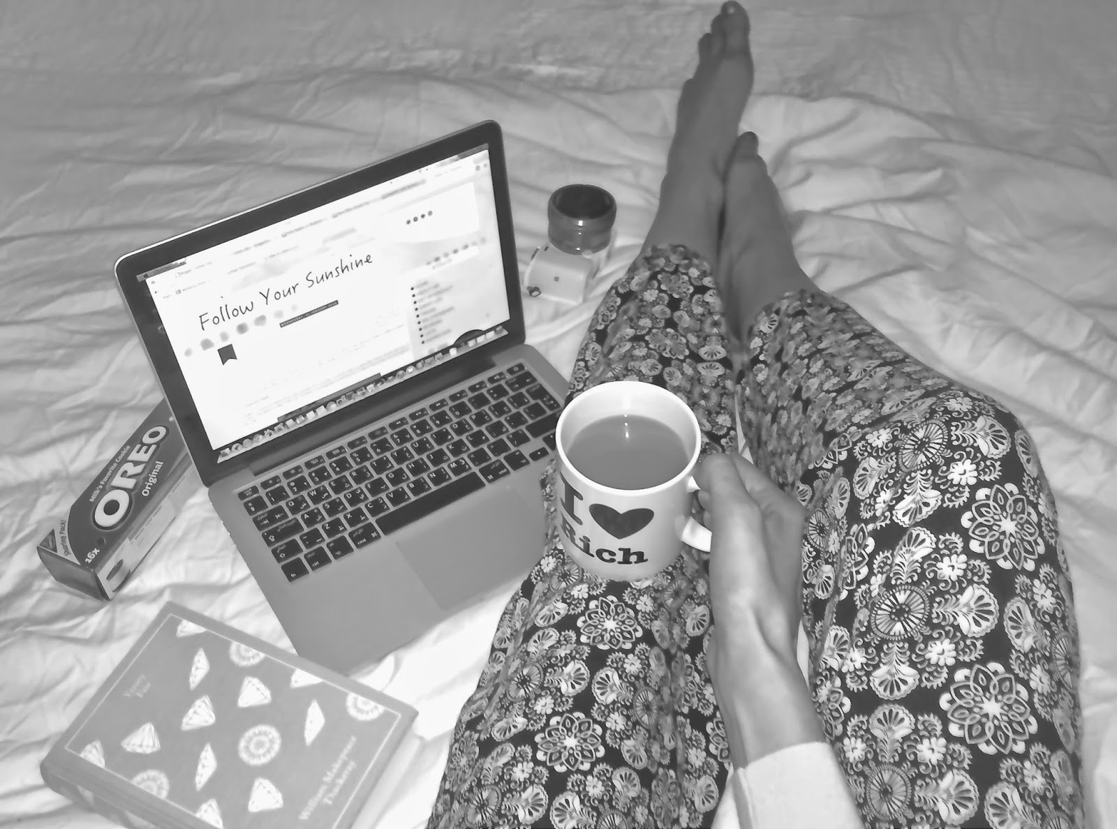 February Reflection: The Perks of Being a Blogger