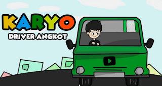 Lirik Lagu Parody Hey Tayo(Versi Angkot Koplo) -  Kery Astina