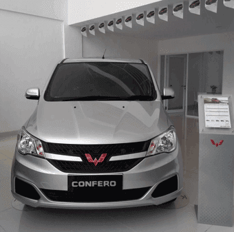 Mobil Wuling Confero Promo Lebaran 2019