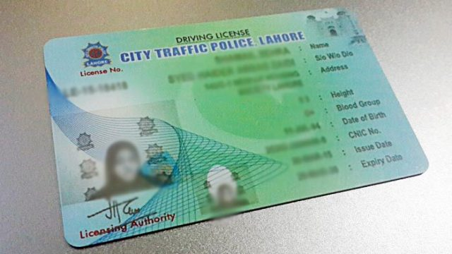Get Driving License By December 2018 Or Face Heavy Fine