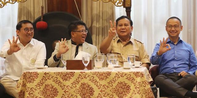 Ketika Fadli Zon dan Prabowo tersengat akun penyebar hoaks