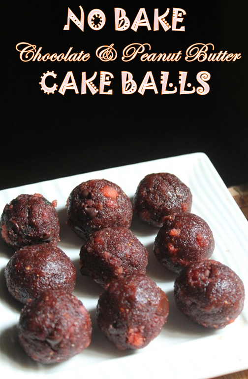 Make Truffles With Cake Crumbs
