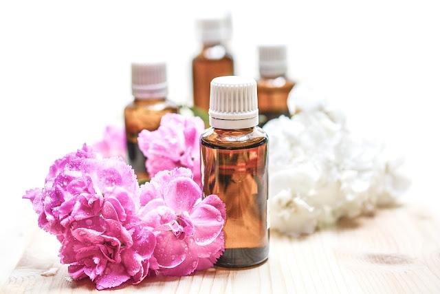 essências para perfume