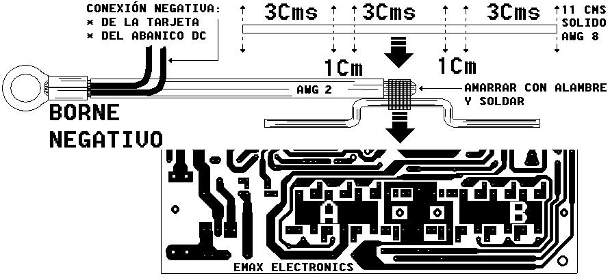 microtecnia y energ u00eda alternativa  tarjeta de control