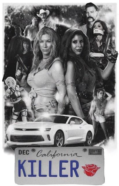 """Killer Rose"", sinopsis y primer teaser póster de la película"