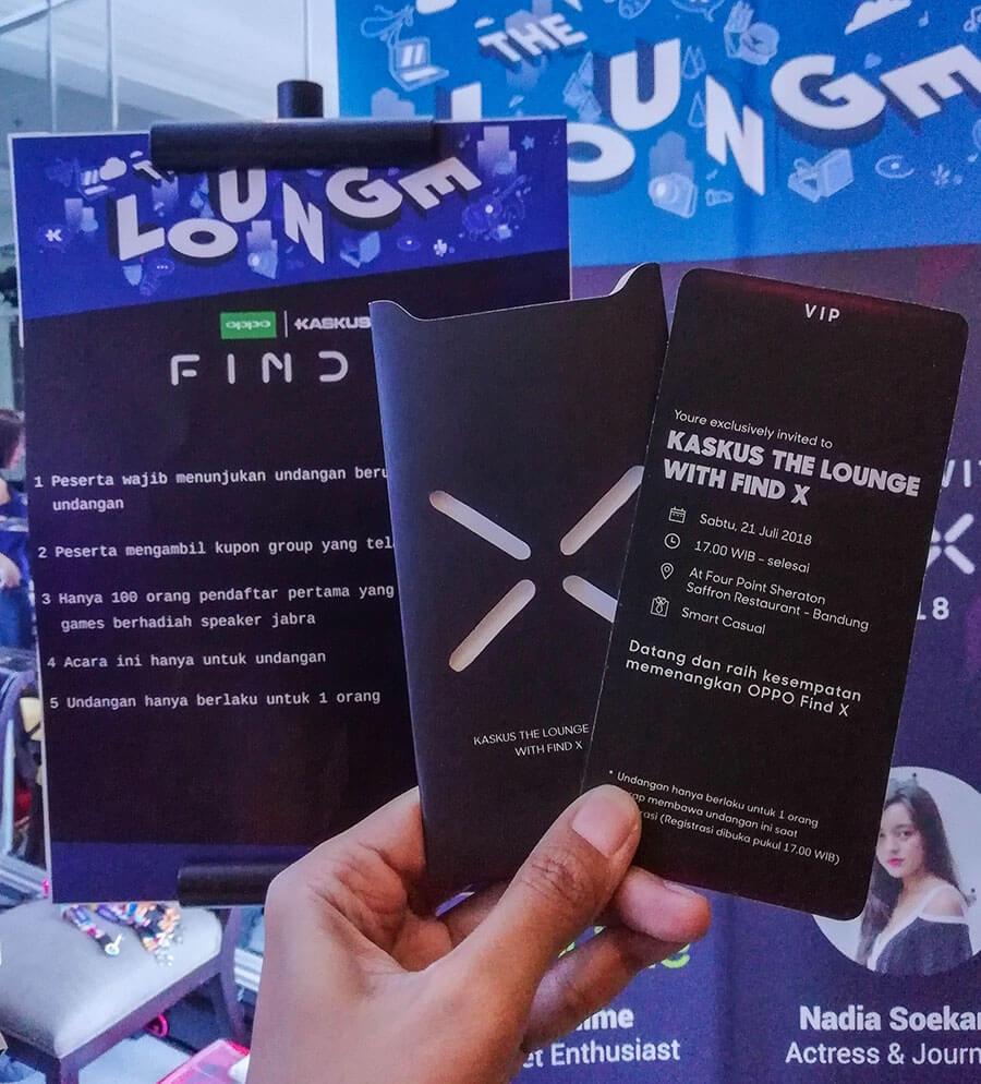 5 Keunggulan OPPO FIND X untuk Blogger Produktif
