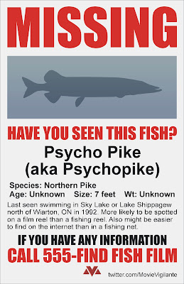 pike portrait flyer