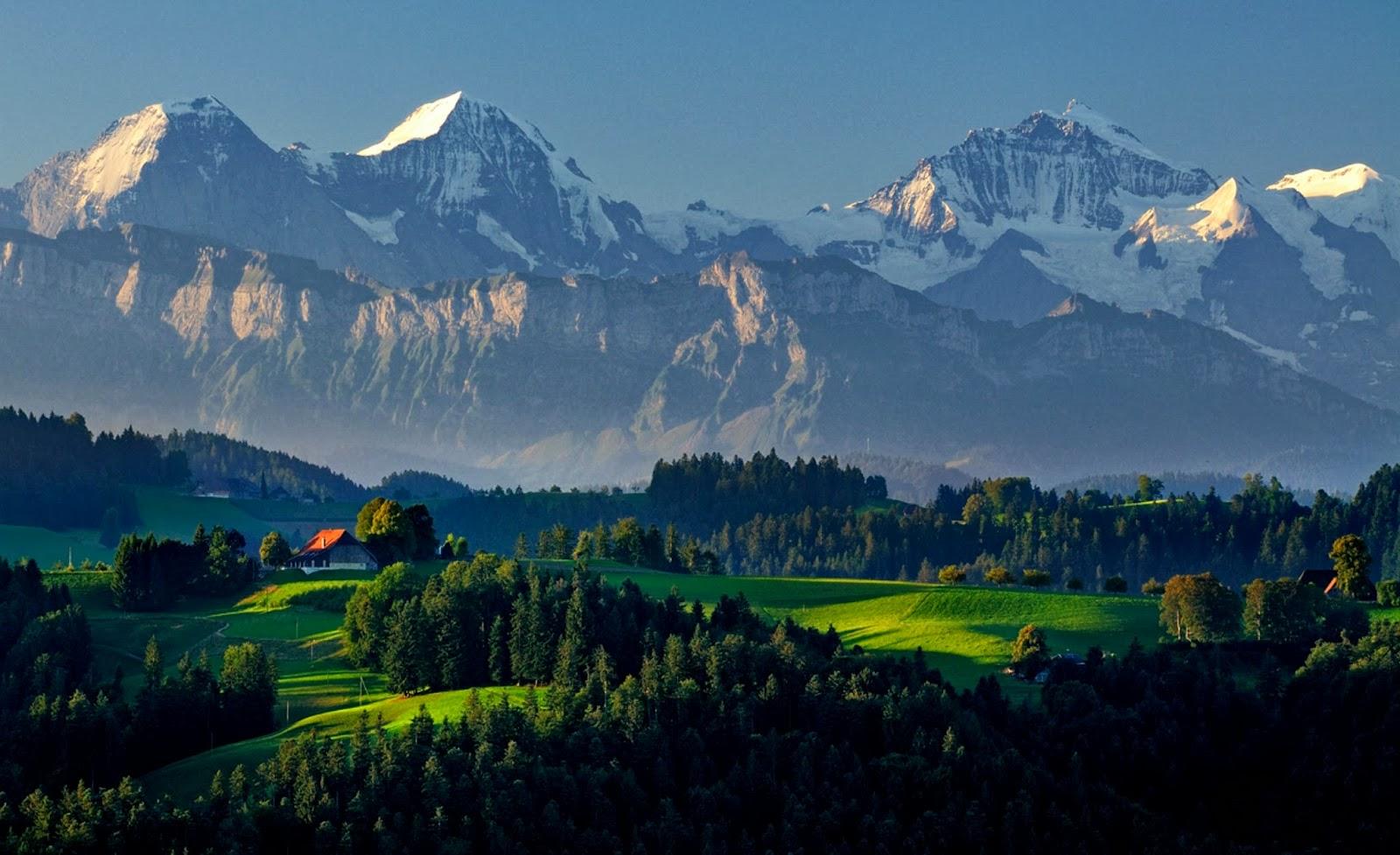Switzerland Places To Travel