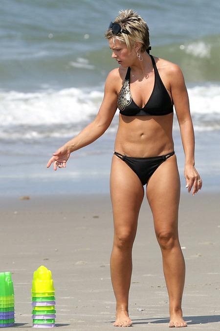 Consider, that Kate gosselin yellow bikini the true