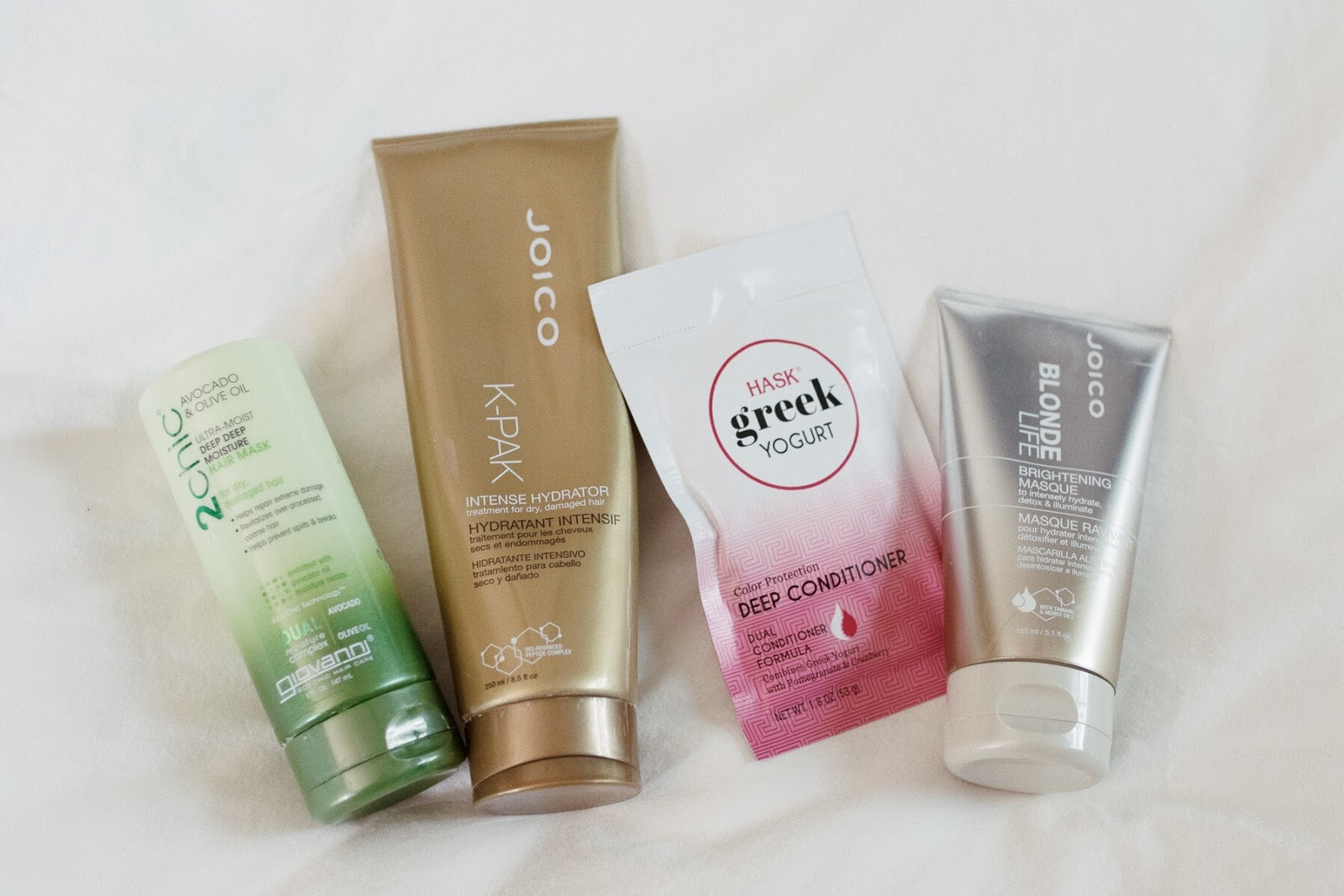 favorite deep conditioning treatments and hair masks | Love, Lenore