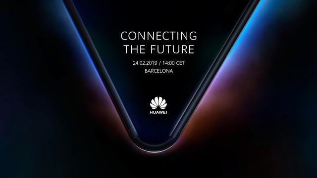 Huawei Foldable phone - qasimtricks.com
