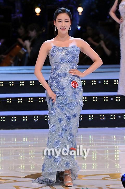 Lee Hye Won Miss Korea 74