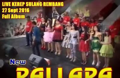 New Pallapa Live Kerep Sulang Rembang 2016