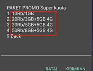 Telkomsel selalu memberikan yang terbaik tentunya untuk kamu pengguna setia kartu as Paket Internet Murah Telkomsel kartu as dan simpati 13Gb Harga Rp.50.000