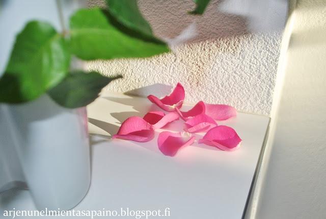 sisustus, ruusut, valo, koti, syyskuu