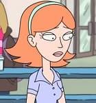 Jessica : Es la chica de la escuela de la que Morty esta muy enamorado
