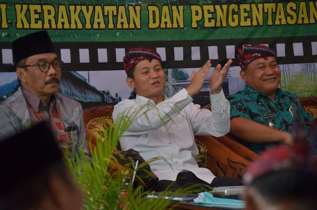 Wakil Bupati Trenggalek Hadiri Musrenbangcam di Kecamatan Pogalan