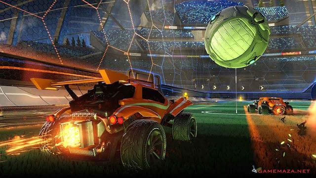 Rocket League Revenge of the Battle Cars Gameplay Screenshot 3