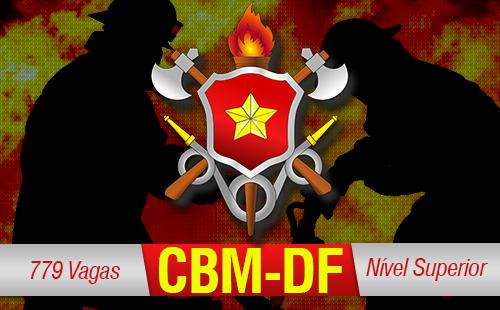 Corpo de Bombeiros Militar do Distrito Federal abre concurso
