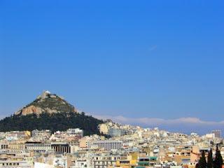8. Gunung Lycabettus