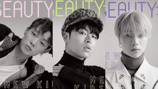 Male Fashion Trends: IKON para BEAUTY+ Magazine por Kim Hee June