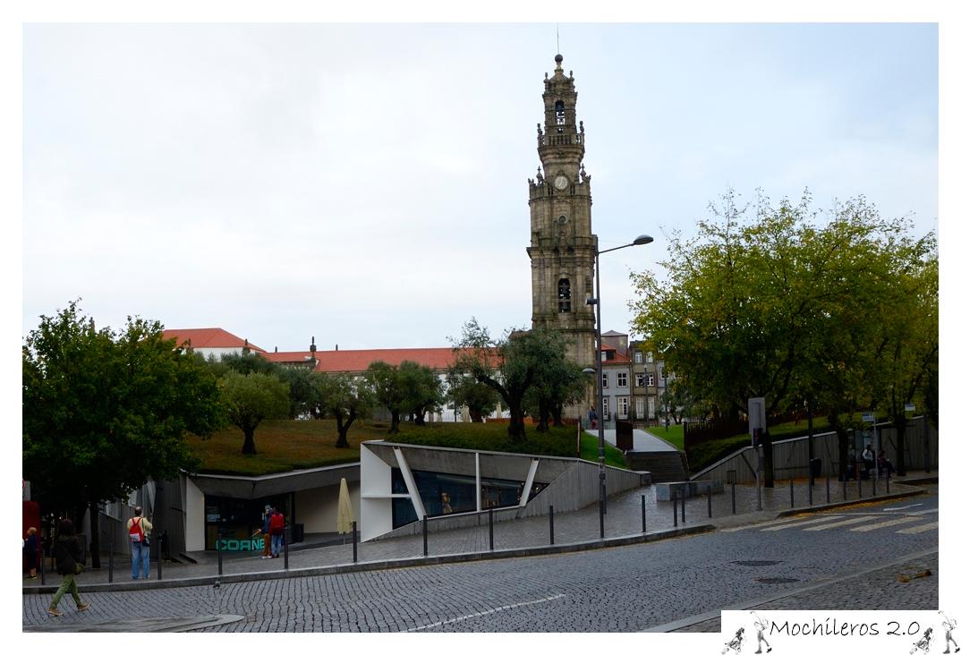 Plaza de Lisboa, Oporto