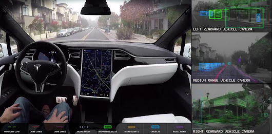 Tesla to Transition from 'Enhanced Autopilot' to 'Fully Self-Driving' in '3 to 6 Months'