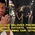 VIRAL: Netizen thanks Duterte after experiencing a car breakdown in a dark and crime infested area.