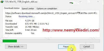 download IDM dikomputer lain