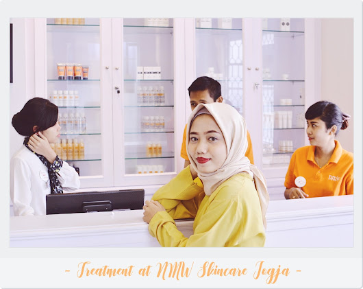 BEKIKA ROOM: MY FIRST TREATMENT AT NMW SKINCARE JOGJA