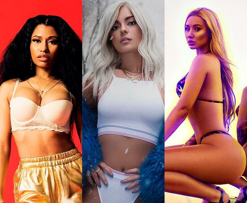Bebe Rexha baila 'Mo Bounce' de Iggy Azalea y los fans de Nicki Minaj la atacan, ella reacciona