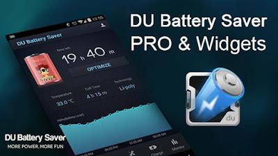 DU Battery Saver PRO & Widget Apk Android Final Unlocked