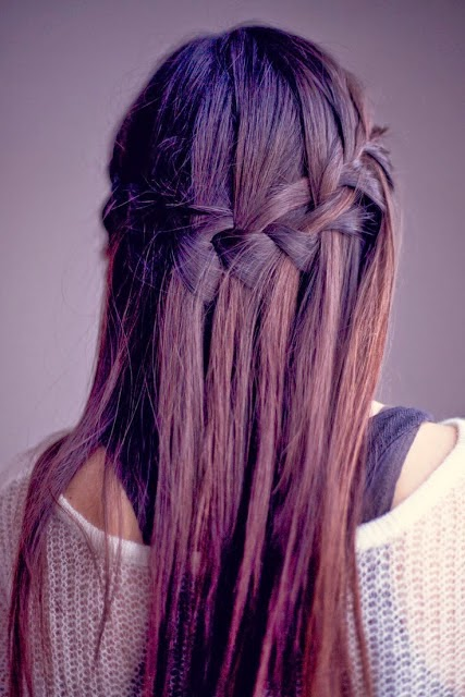 Cascade Waterfall Braid}