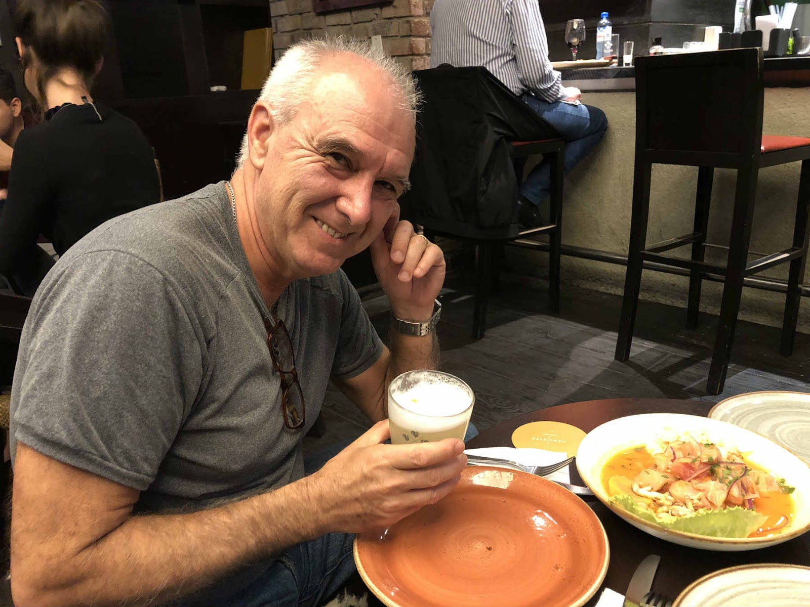 Restaurante Panchita Lima