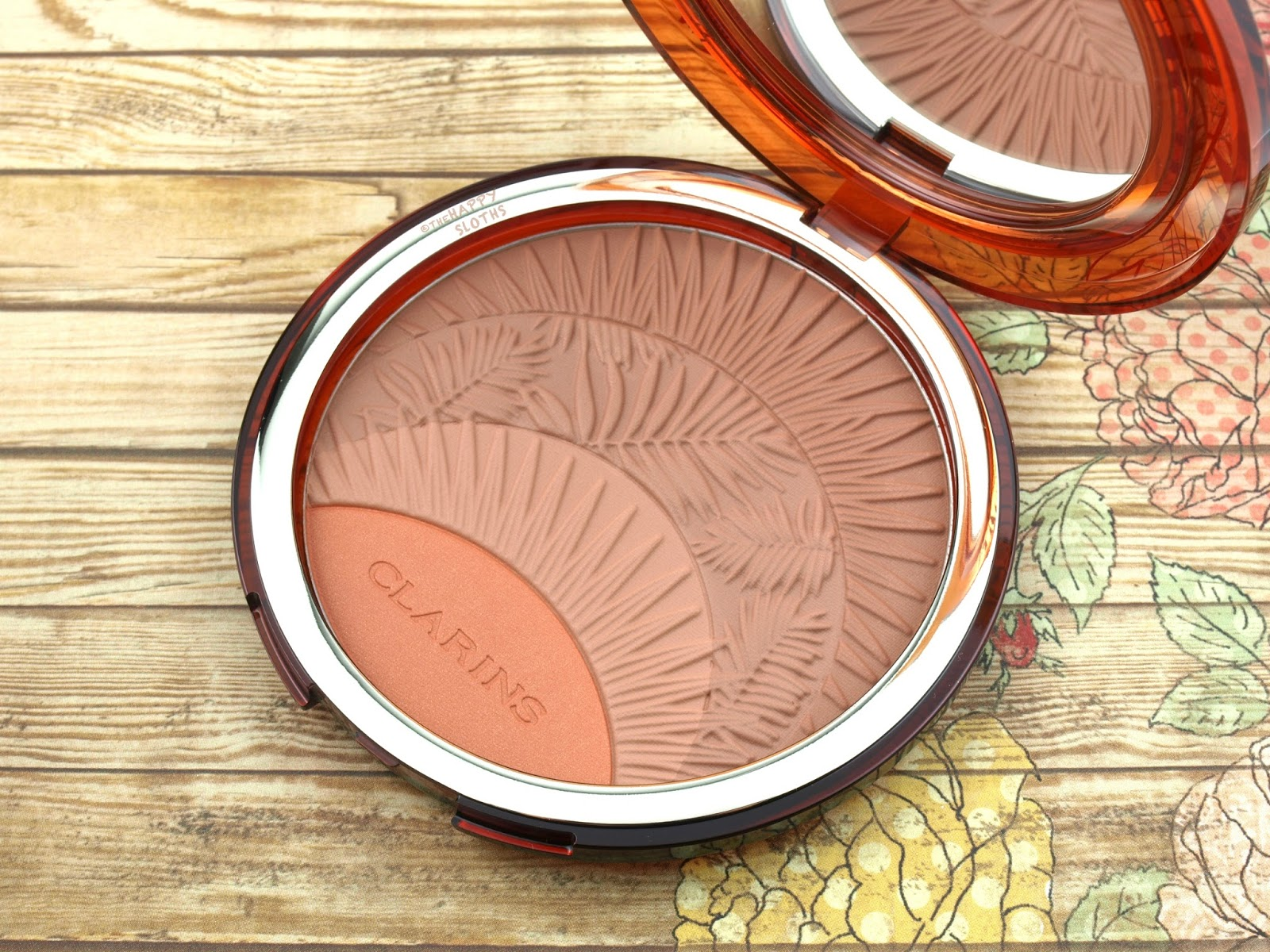 Clarins Summer 2017 Bronzing & Blush Compact: Review and Swatches