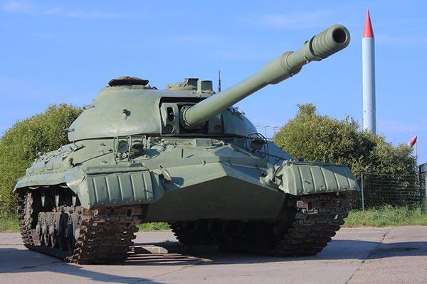 Тяжелый советский танк Т-10М