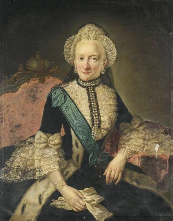 Therese of Gandersheim (1773), Anna Rosina de Gasc