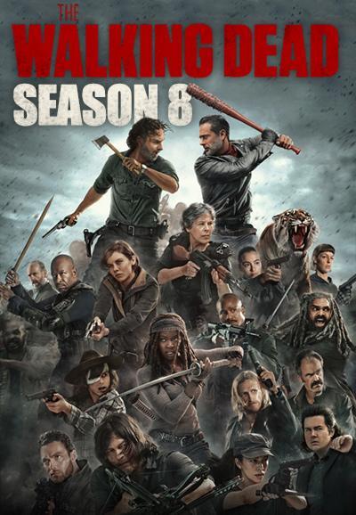 The Walking Dead [Season 8] [2018] [DVDR] [NTSC] [Latino]
