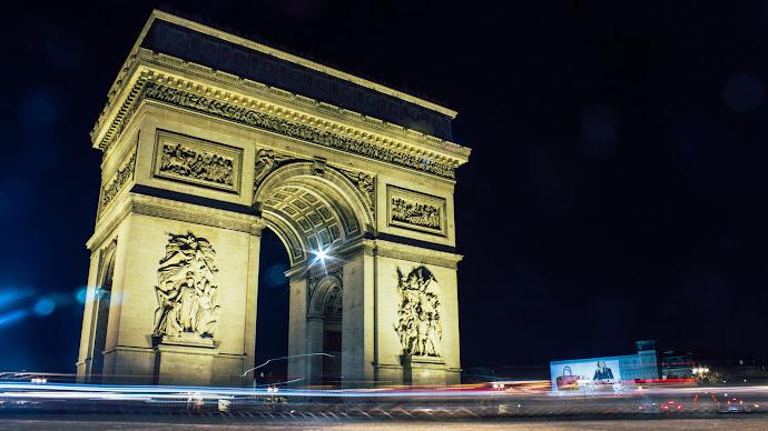 The Arch of Paris