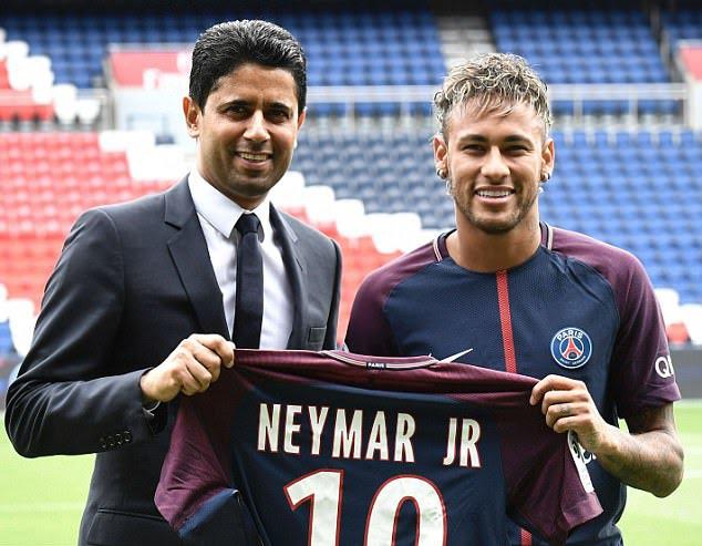 PSG lên tiếng về thương vụ Neymar và hiểm họa FFP