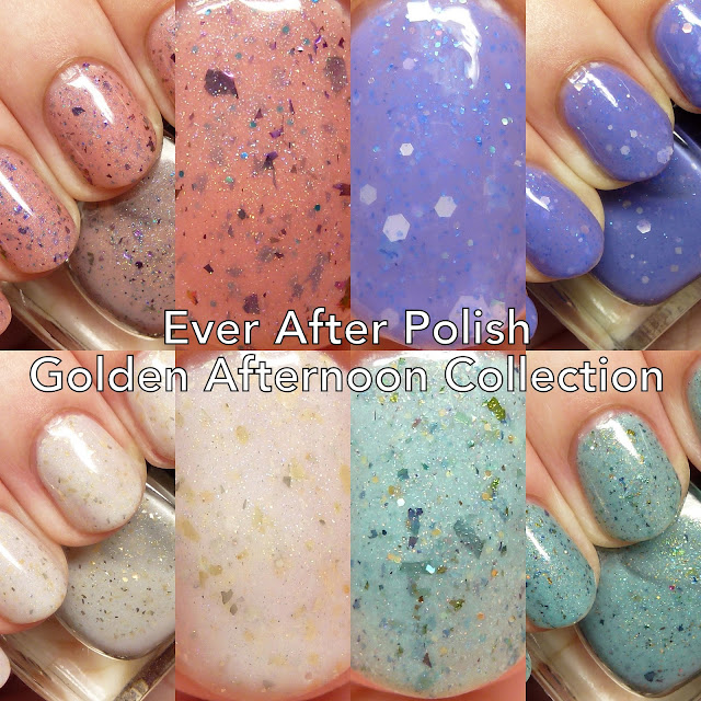 Ever After Polish Golden Afternoon Collection