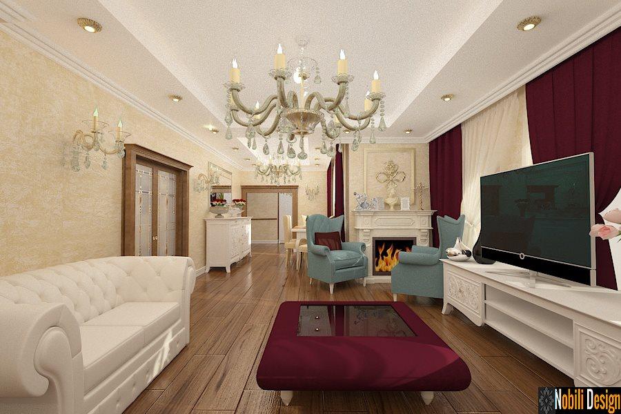 Amenajari interioare case clasice de lux Bucuresti | Design interior | Amenajari interioare