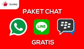Trik Menggunakan Paket Chat Whatsapp Gratis Telkomsel Terbaru  Trik Menggunakan Paket Chat Whatsapp Gratis Telkomsel Terbaru 2018