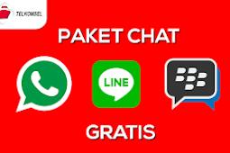 Trik Menggunakan Whatsapp Gratis Telkomsel Terbaru 2018